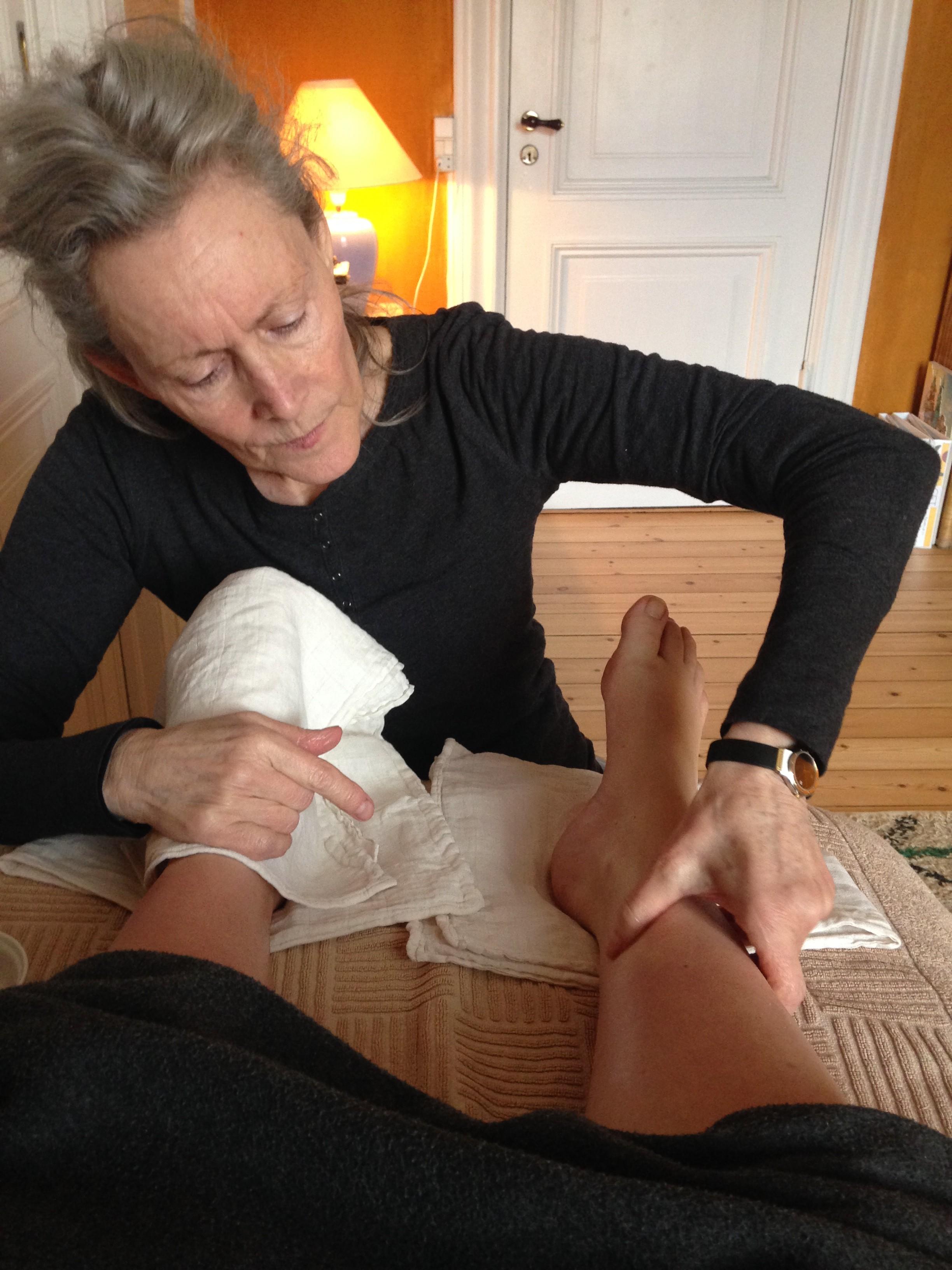 akupunktur gravid modning